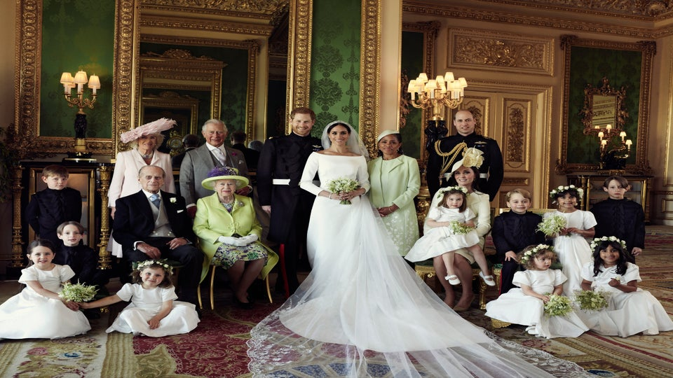 The Official Royal Wedding Photos Are Here, and Of Course Meghan Markle Is A Vision
