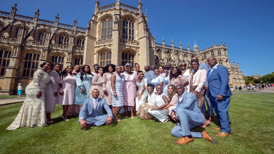 Prince Charles Actually Came Up With The Idea Of Having Gospel Music At The Royal Wedding