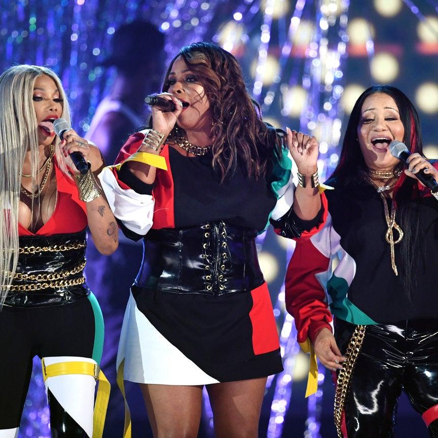 Salt-N-Pepa And En Vogue Shut Down The Billboard Music Awards In Style