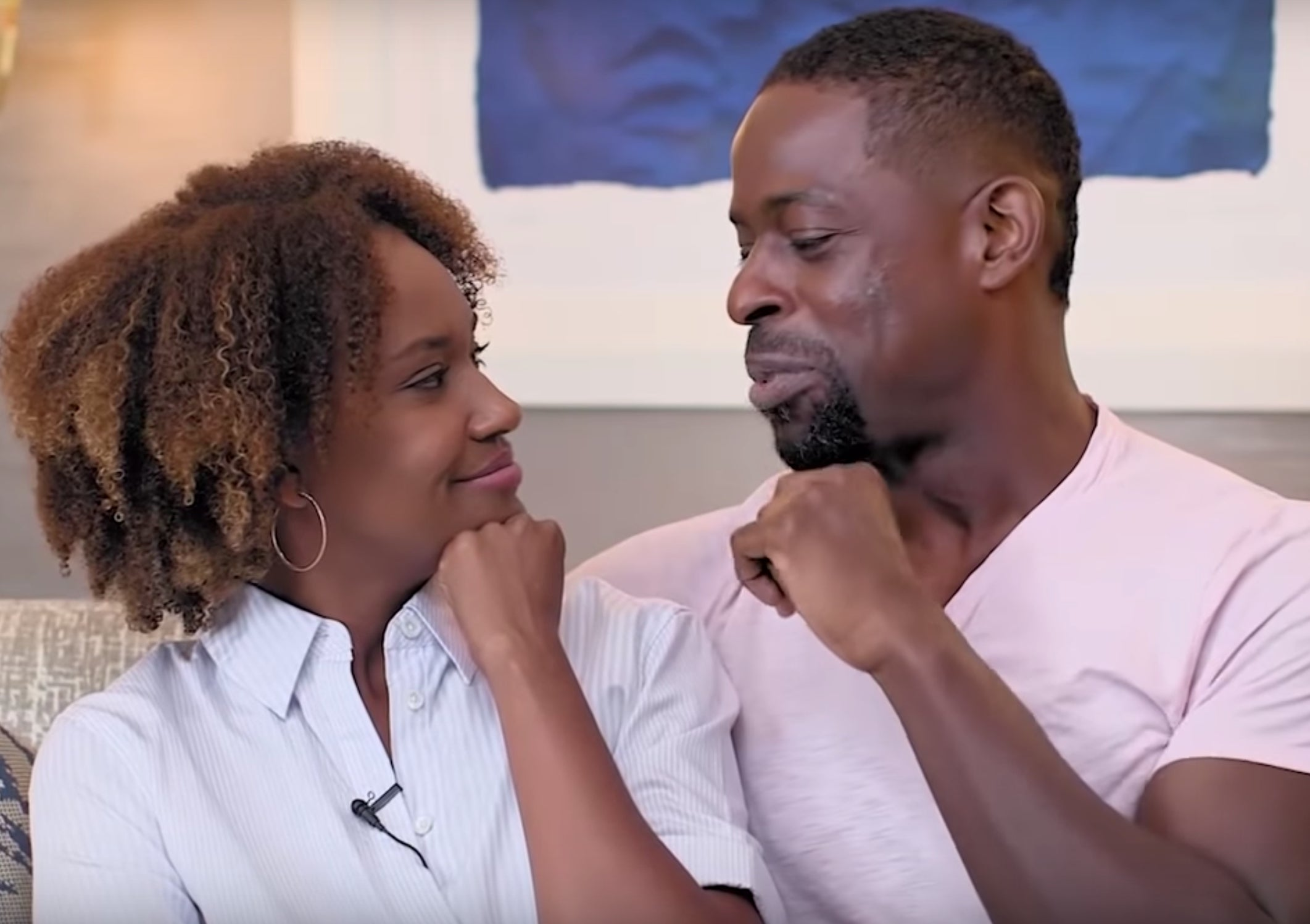 Sterling K. Brown And Ryan Michelle Bathe To Join 'Black Love' Creators For An Intimate Discussion About Their Journey