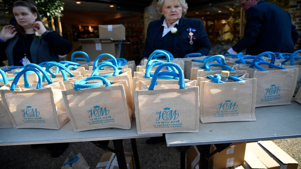 Royal Wedding Guests Are Selling Their Favor Bags! Is This Kind of Rude, Or Is It Just Us?