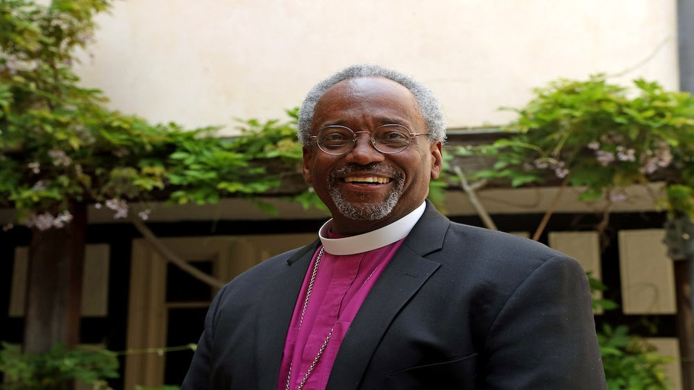 At First, Bishop Curry BelievedInvitation To Preach At The Royal Wedding Was A Joke
