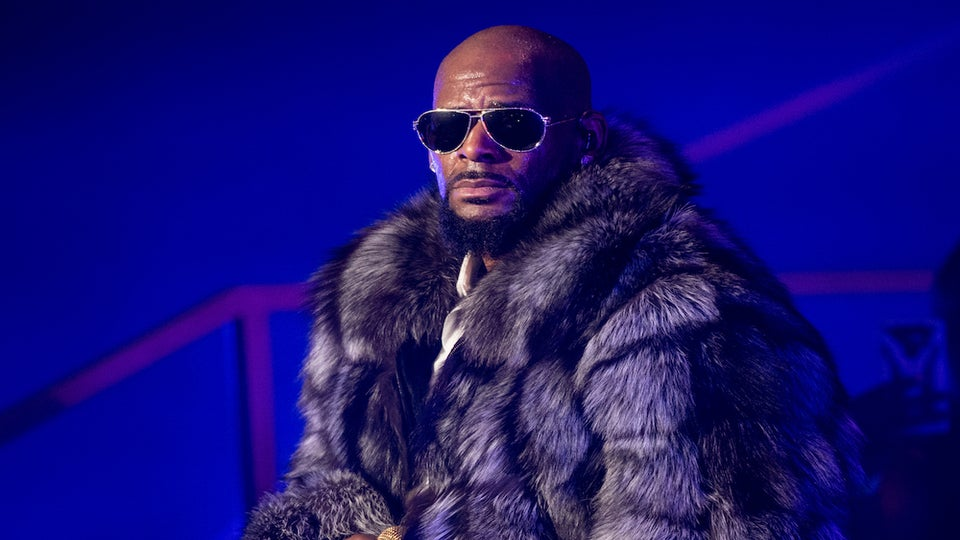 A Woman Is Suing R. Kelly For Sexual Assault And False Imprisonment