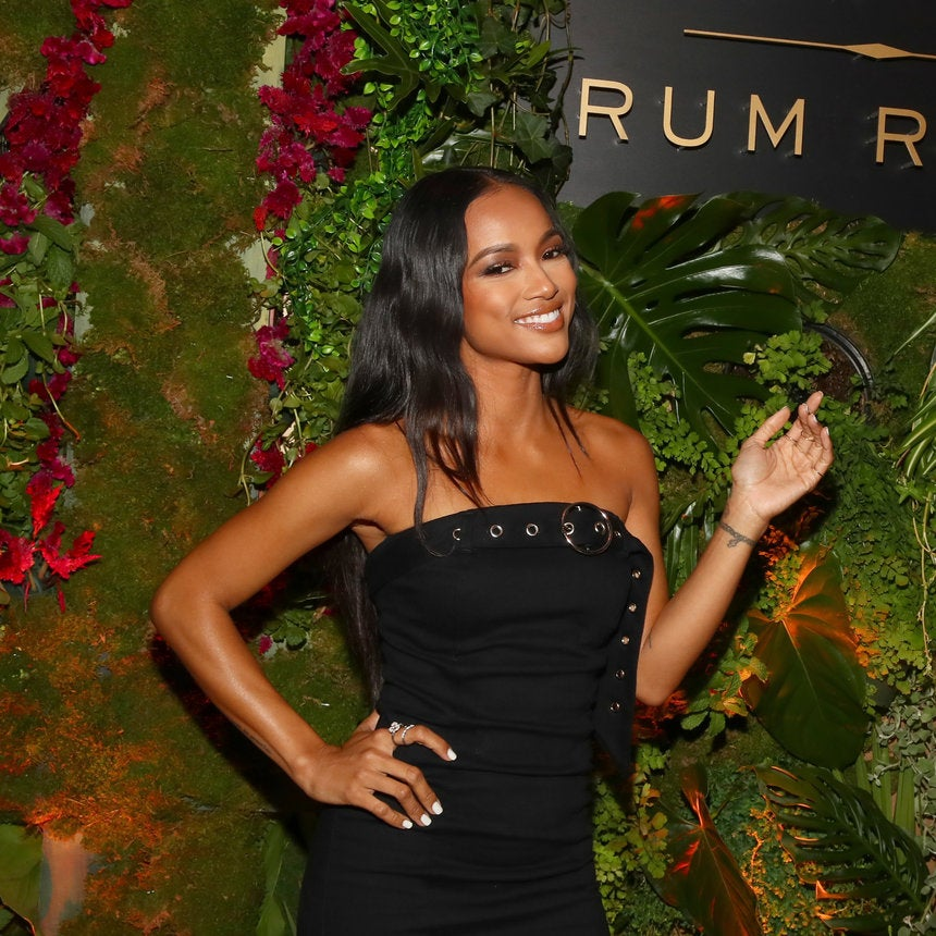Karrueche Tran Has Grown Up And Become The Best Friend In Your Head