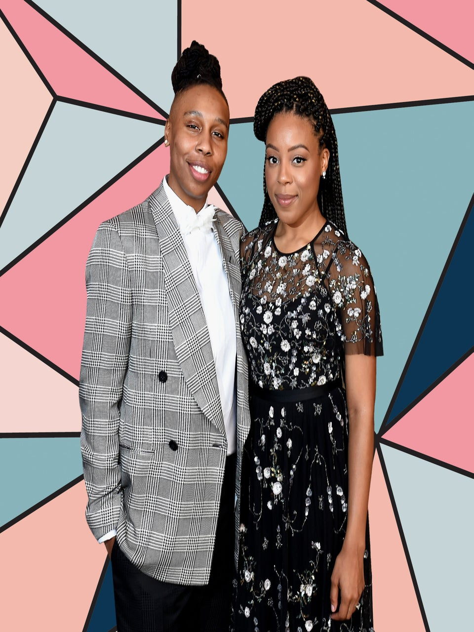 How Perfect! Lena Waithe Got A Pair Of Engagement Sneakers From Her Fiancée Instead Of A Ring
