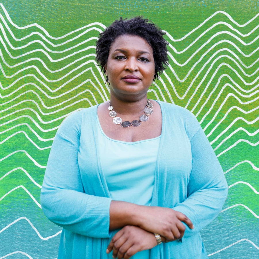 Here's How Stacey Abrams Made History…And Mobilized An Entire Community