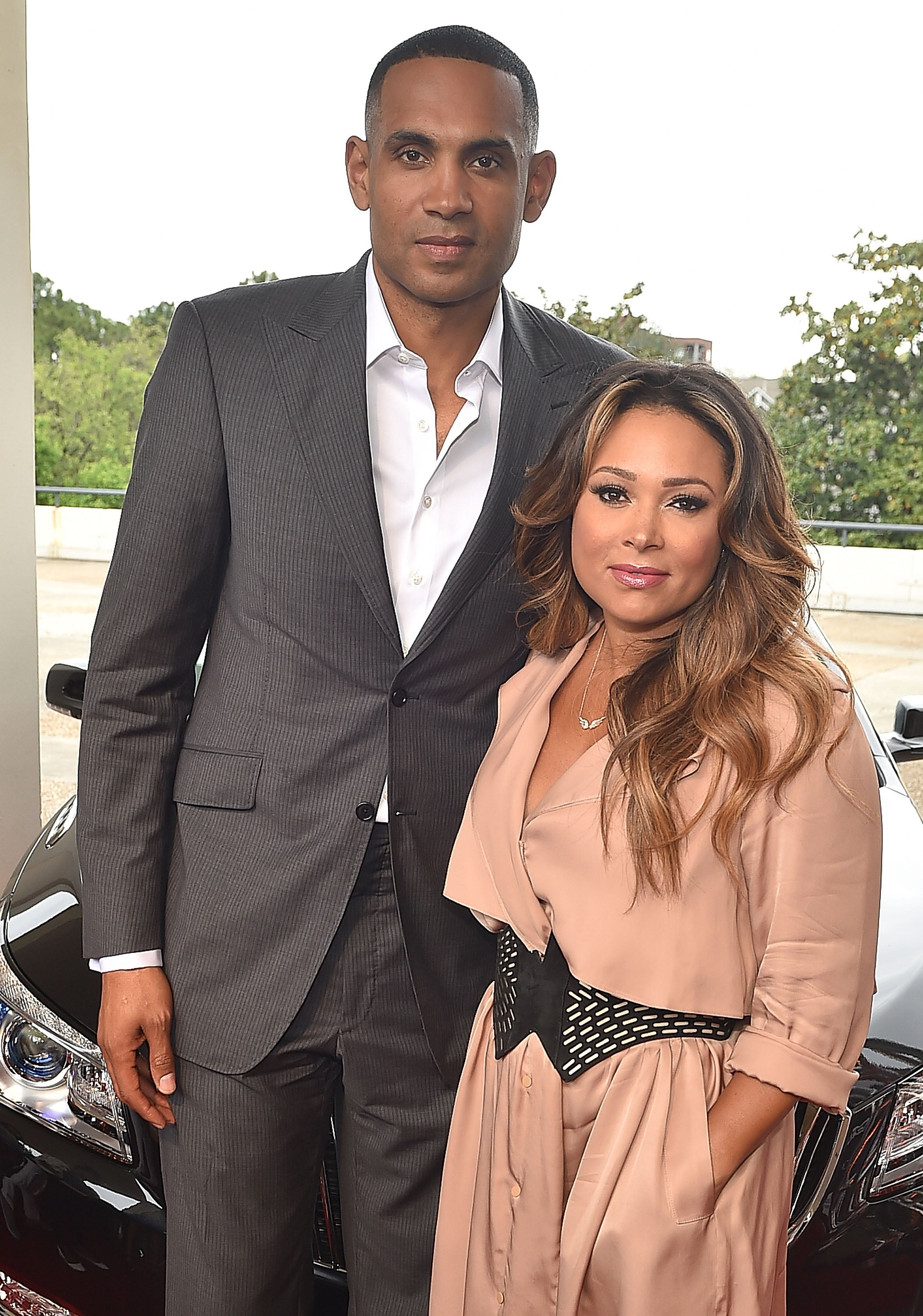 Preach, Sis! Tamia On How She And Husband Grant Hill Get Through Rough Patches In Their Marriage