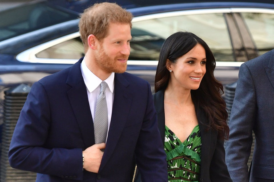John Legend Has The Perfect Marriage Advice For Prince Harry And Meagan Markle