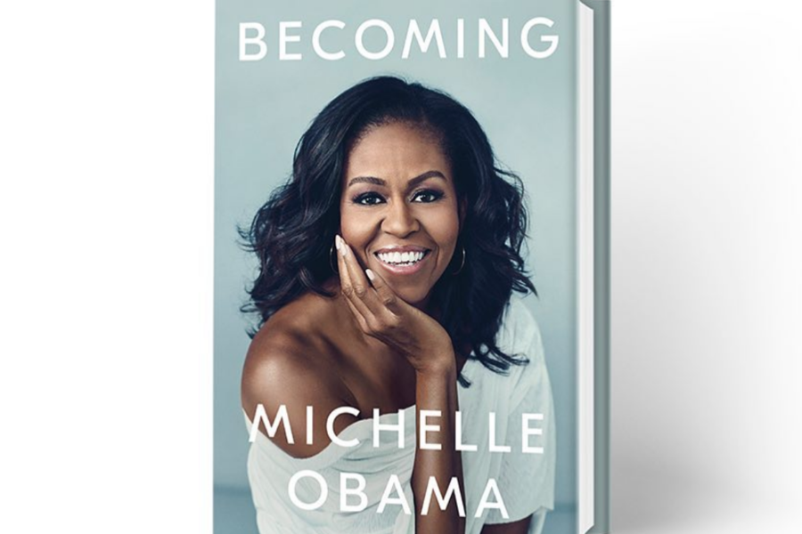 Michelle Obama Shares Cover For New Book 'Becoming' - Essence