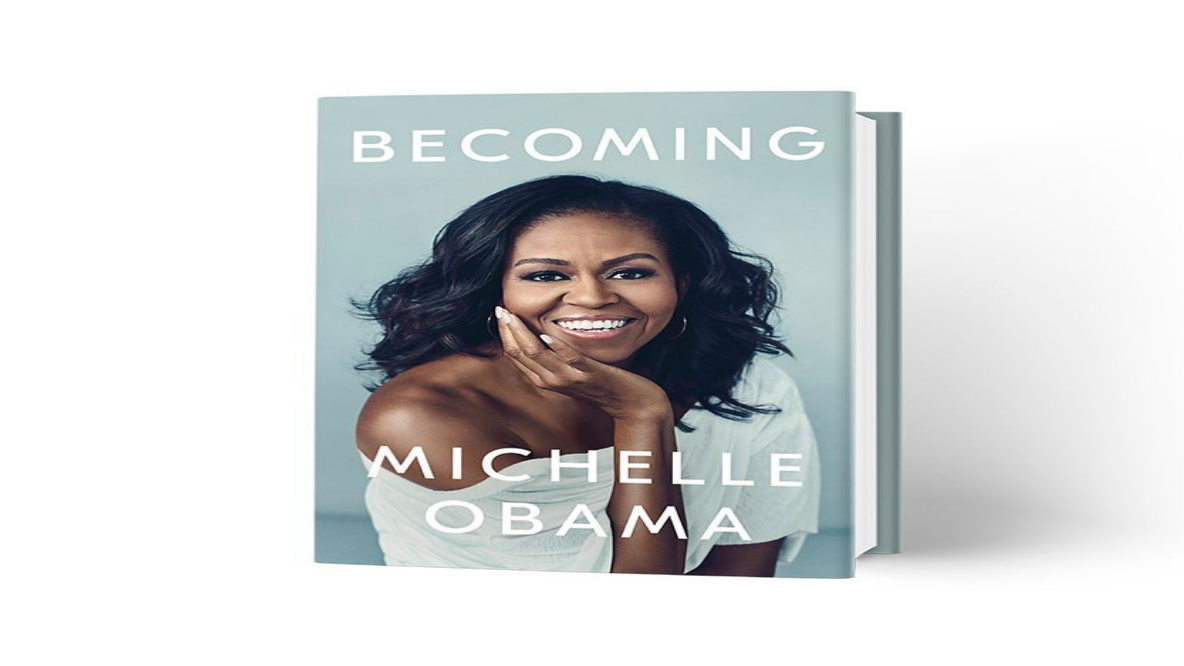 Yes, Yes, Yes! Michelle Obama Shares Cover For New Book 'Becoming'