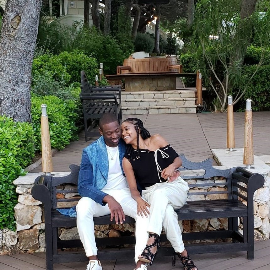 Gabrielle Union And Dwyane Wade Are On Another Epic Baecation and Their French Hotel Is So Dope