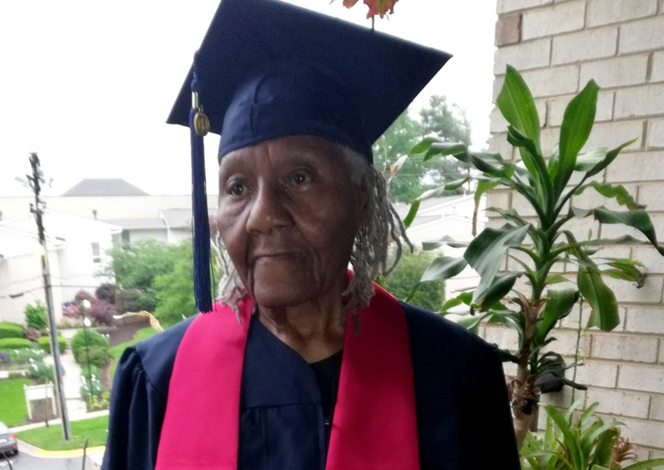 An 89-Year-Old Woman Just Earned Her First Degree, Plans To Pursue Another