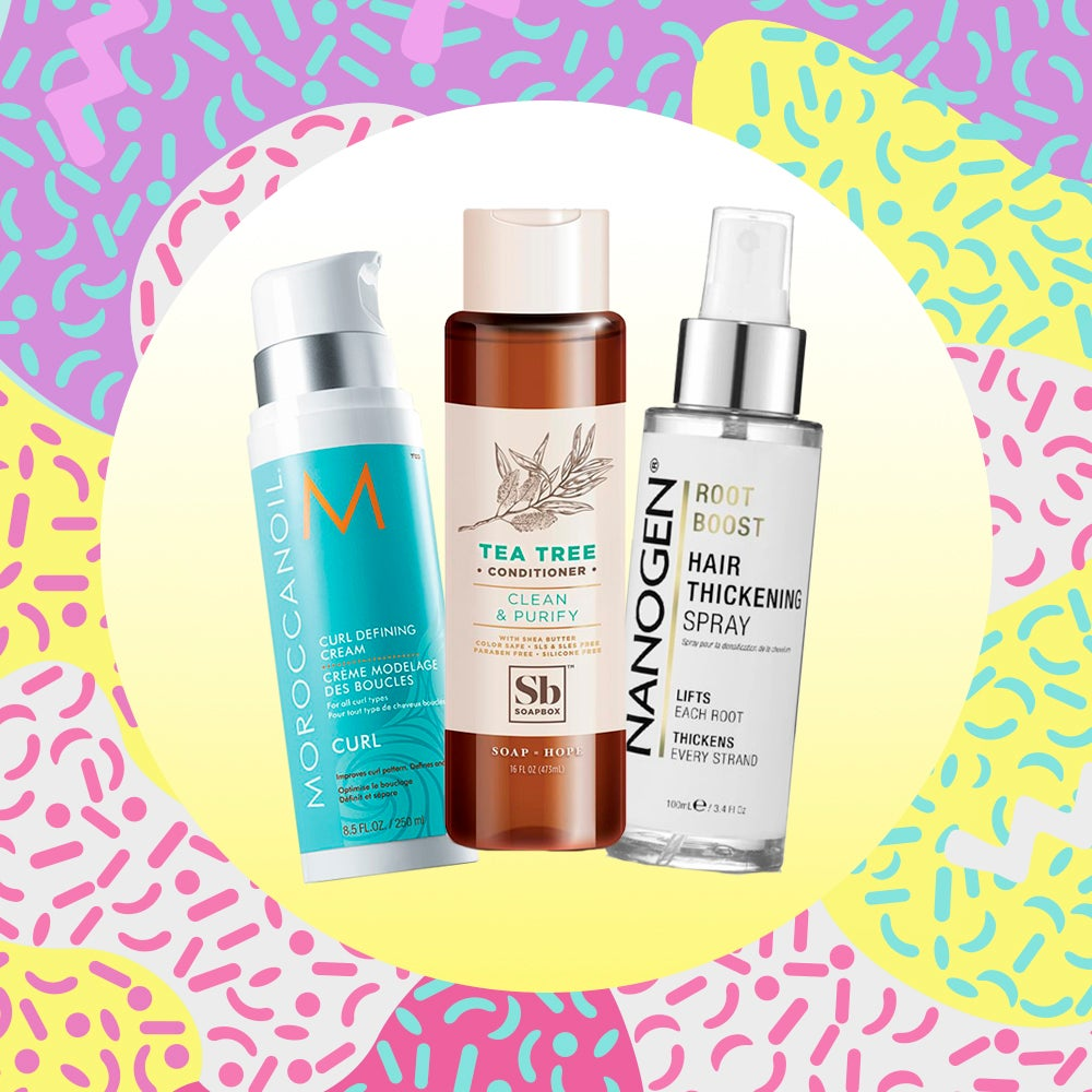 Natural Hair Products For Summer