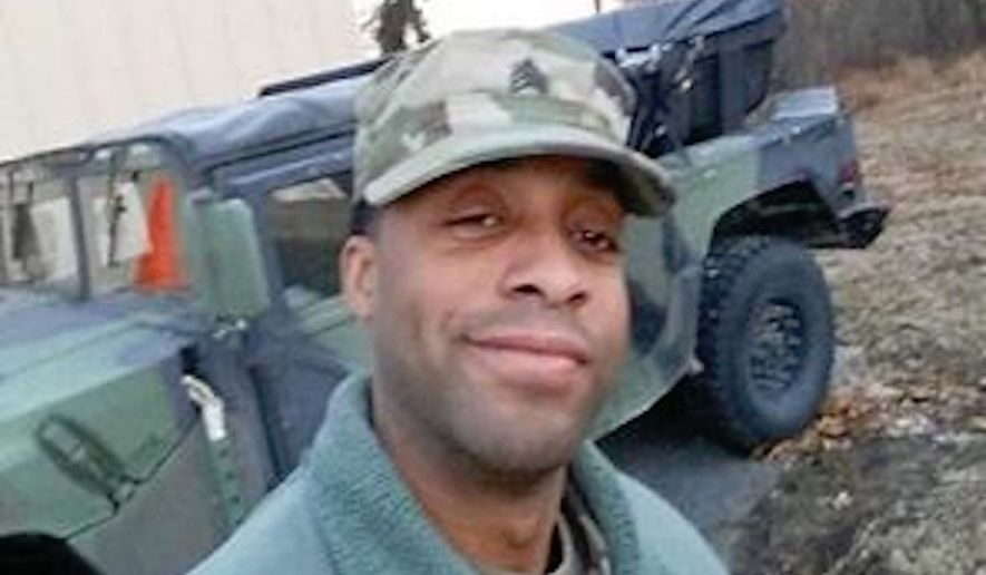 Body Of Missing Army National Guardsman Found After Flooding In Ellicott City, Maryland