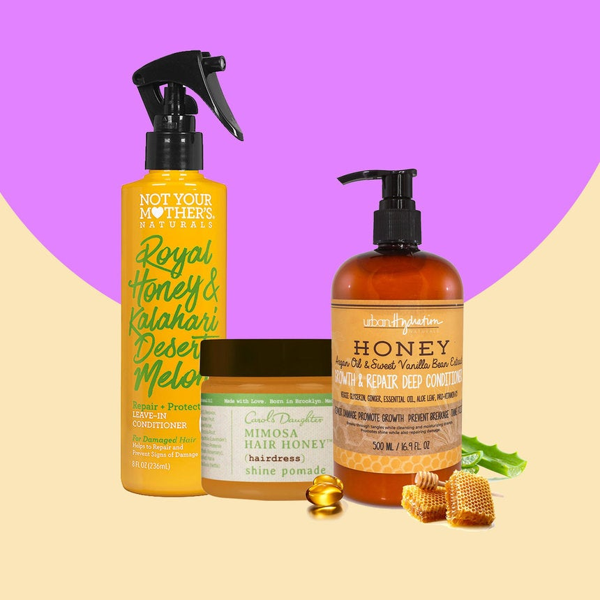 These Honey-Infused Hair Products Will Revitalize Tired Tresses