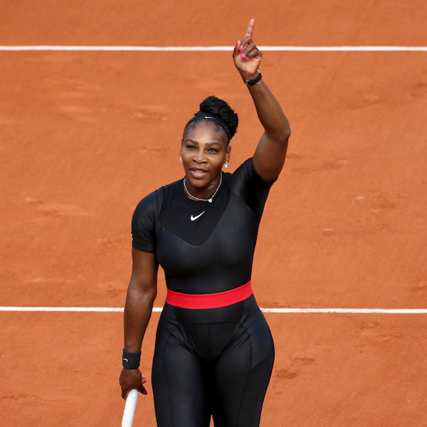 French Open Accused Of Racism And Sexism After Banning Serena Williams From Wearing Catsuit