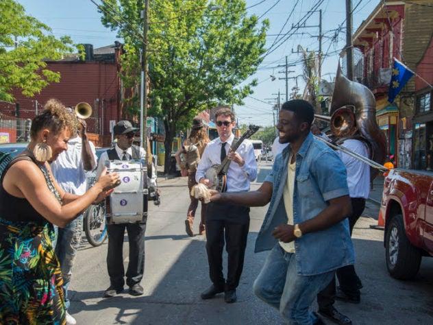 Lance Gross Takes New Orleans' Music & Entertainment Scene Like You've Never Seen It Before