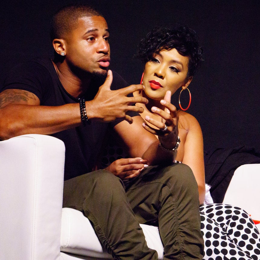 13 Relationship Lessons We Learned From The Cast Of 'Black Love' During The Hollywood Confidential 'Clips & Conversations' Panel