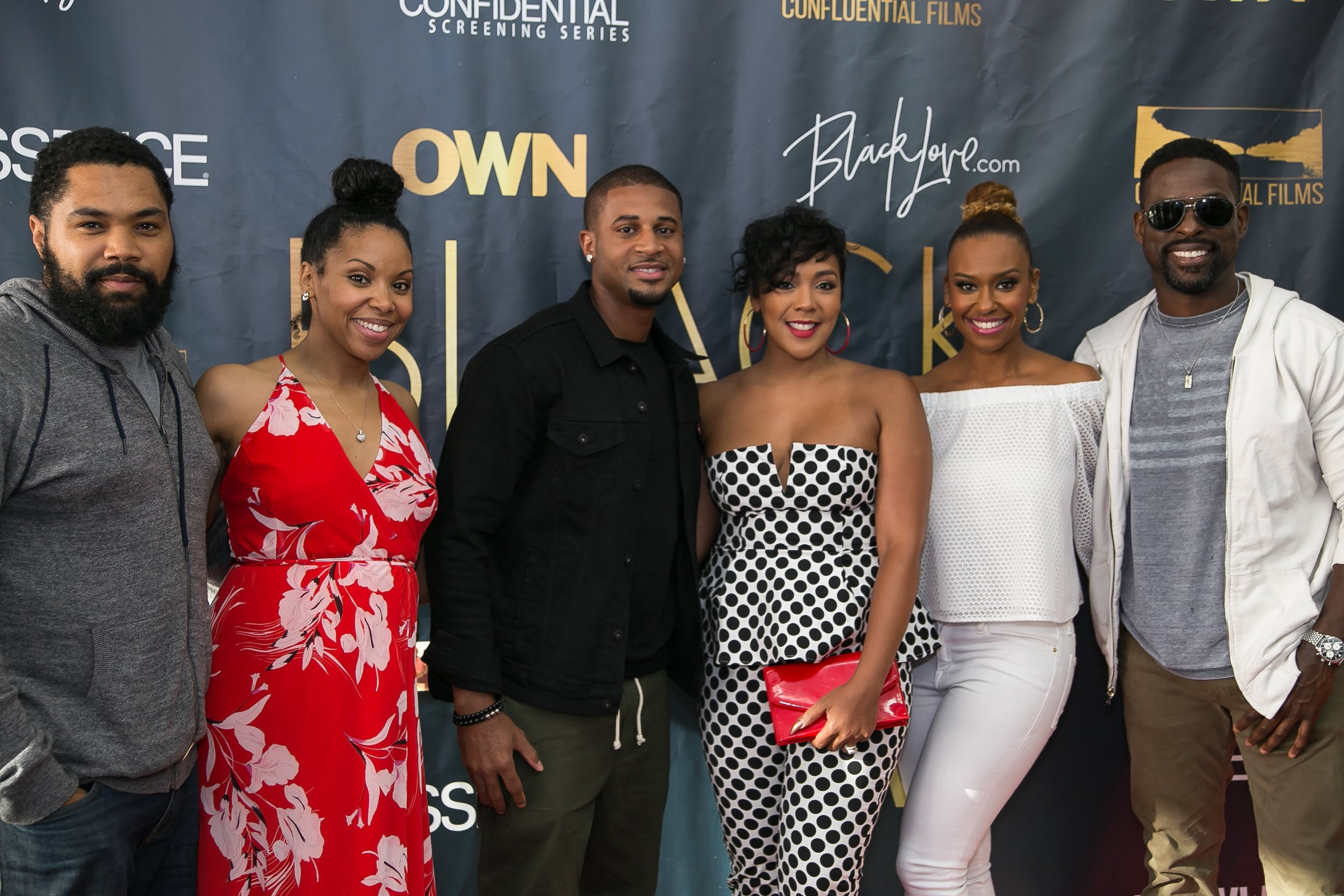 13 Relationship Lessons We Learned From The Cast Of 'Black Love' During The Hollywood Confidential Clips & Conversations Panel