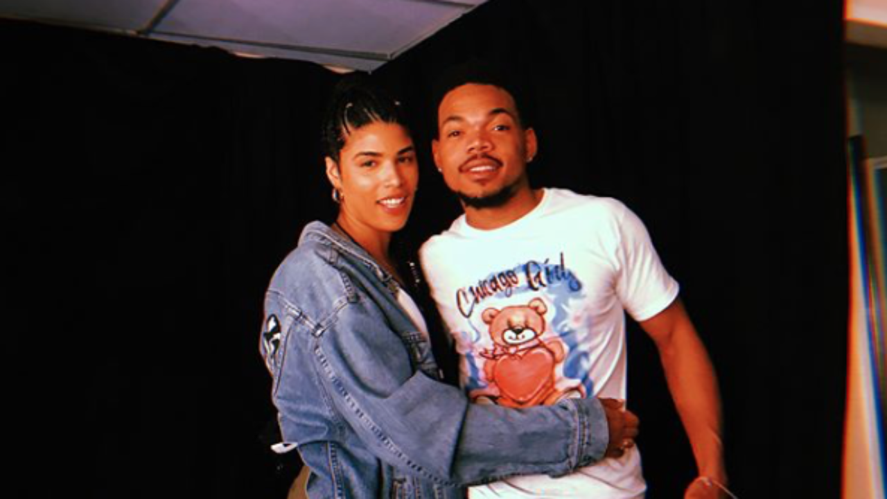 Chance The Rapper Thanks His Daughter's Mother Kirsten Corley For Being His Best Friend