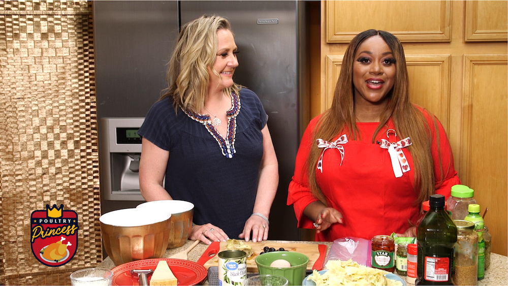 #TBT: 'Flavor Of Love' Contestant 'Hottie' Now Has Her Own Cooking Show