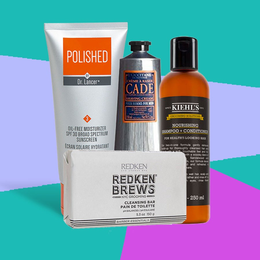 Men's Beauty: The Editor Approved Grooming Products To Buy For Bae