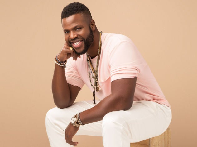 'Black Panther' Star Winston Duke Says The Black Women In His Life Have Challenged Him 'To Be Better and Smarter'