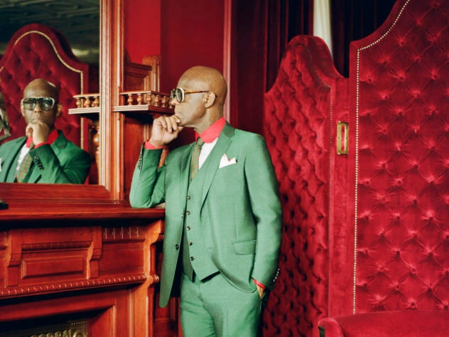 VIDEO: Fashion Icon Dapper Dan Talks 'Black-onizing' Luxury Fashion – 'We Show Them What It Should Look Like'