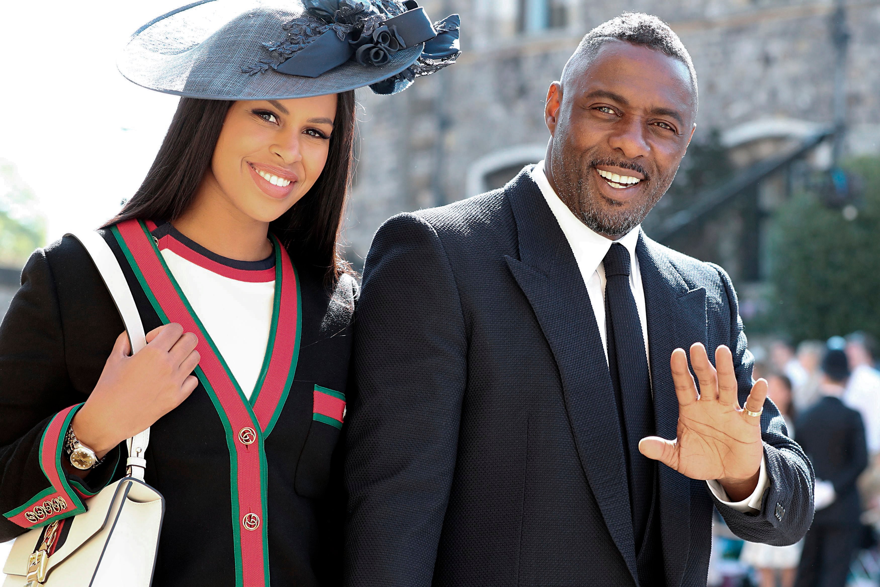 The Royal Wedding Celebrity Guest List Was Filled With Black Excellence