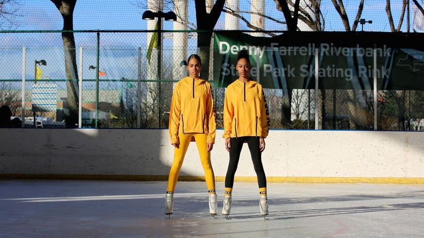 IVY PARK Empowers Young Harlem Figure Skaters To Believe In Themselves And Strive For Greatness