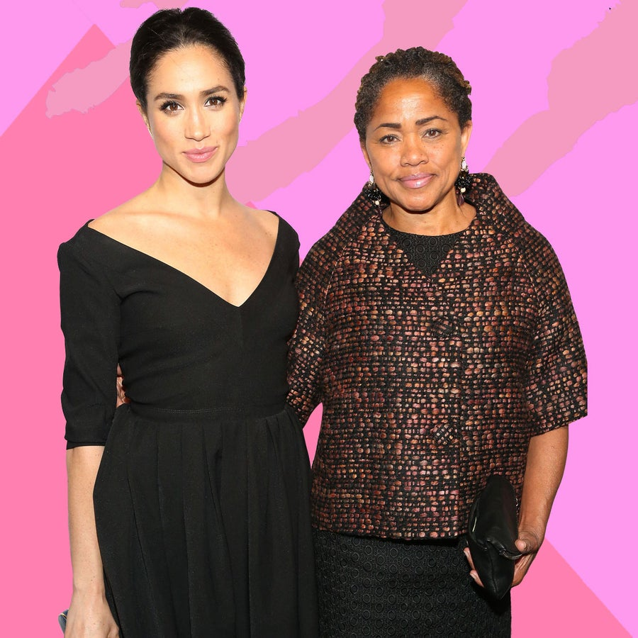 Meghan Markle's Mother May Walk Her Down The Aisle