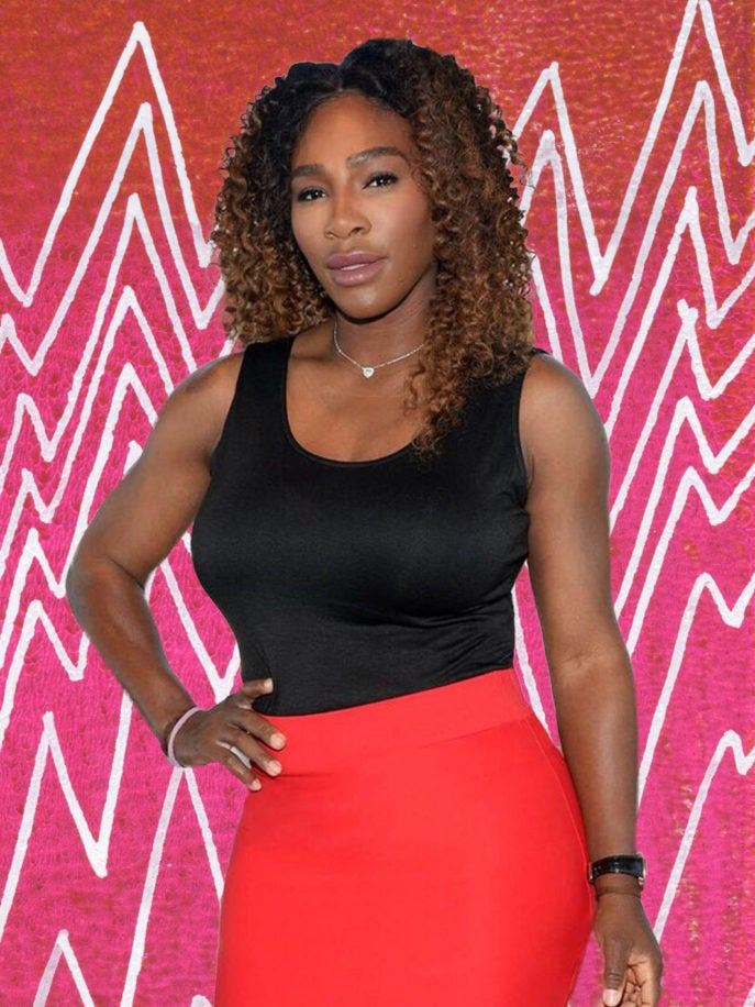 Serena Williams Just Dropped A Fashion Line To Empower All Women