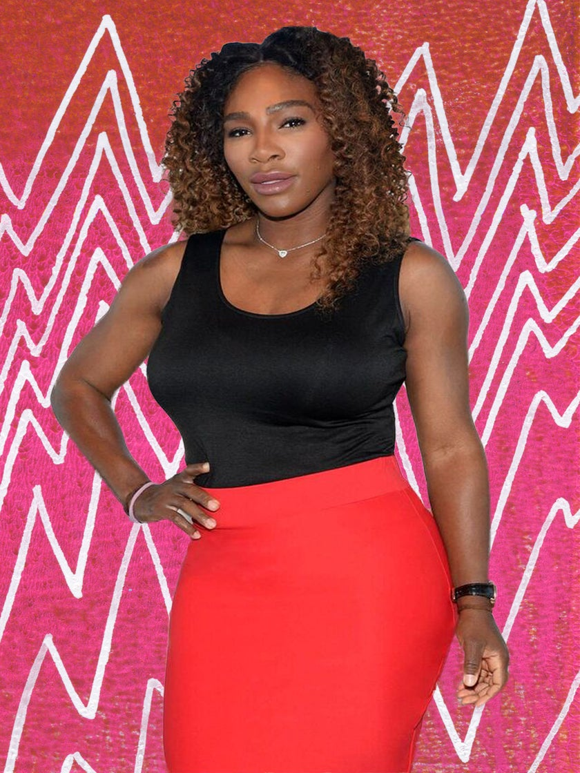 Women Are Sending Messages Of Support To Serena Williams After She Missed Daughter's First Steps