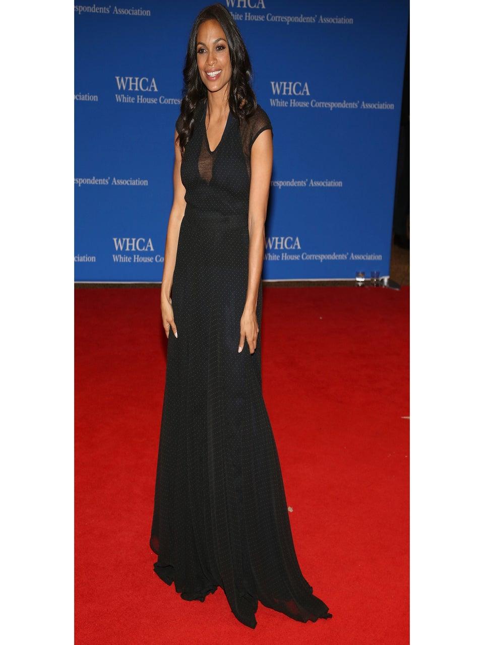 Rosario Dawson's Fashion Brand Won The CFDA + Lexus Fashion Initiative