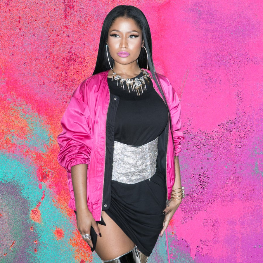 Nicki Minaj Is 'Not Intimidated' By Competition From Other Female Rappers