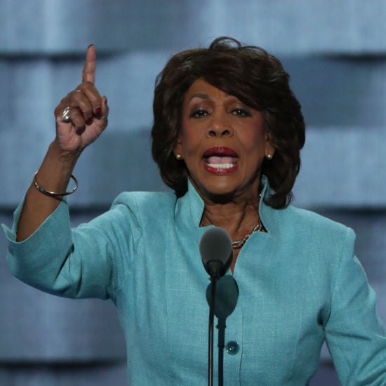 Maxine Waters Vows To Fight For Progressive Values After Democratic Win: 'They Came After Me In Every Way They Could'