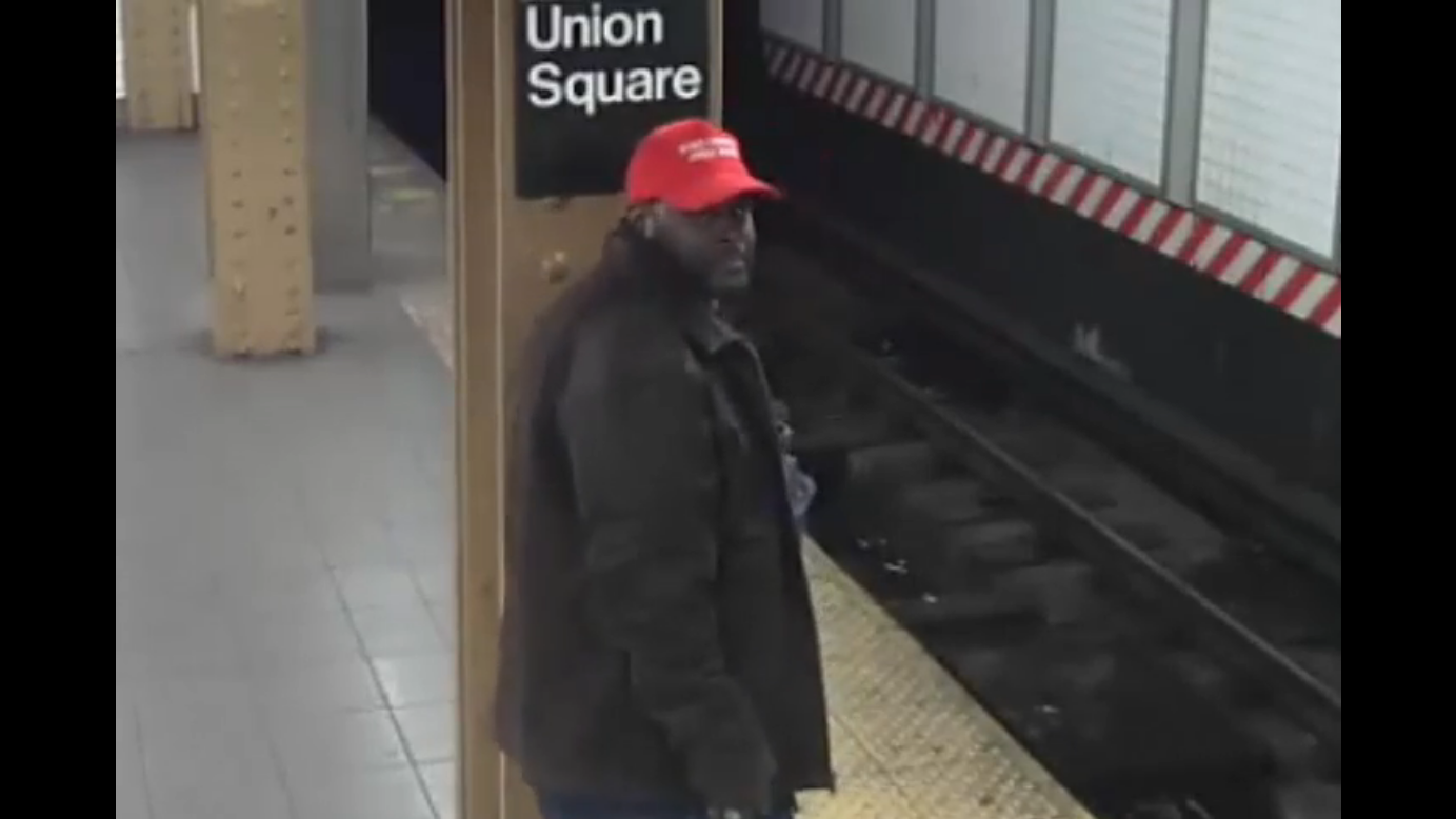 The Quick Read: Black Man Wearing MAGA Hat Charged With Hate Crime