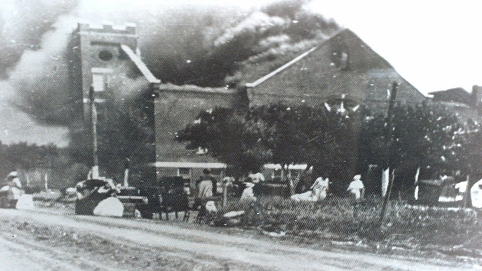 The Last Surviving Witness To The Tulsa Race Riot Of 1921 Shares Her Story: 'It Was A Horrifying Thing'