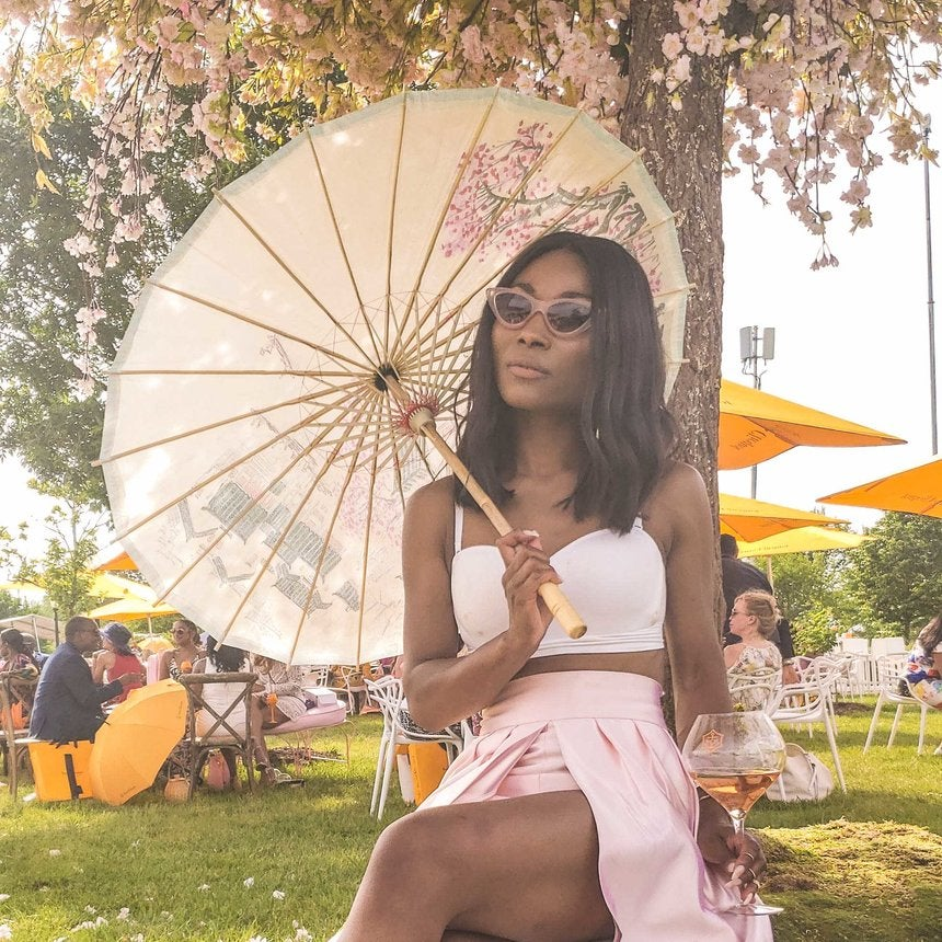 Street Style Was In Full Effect At The 11th Annual Veuve Clicquot Polo Classic