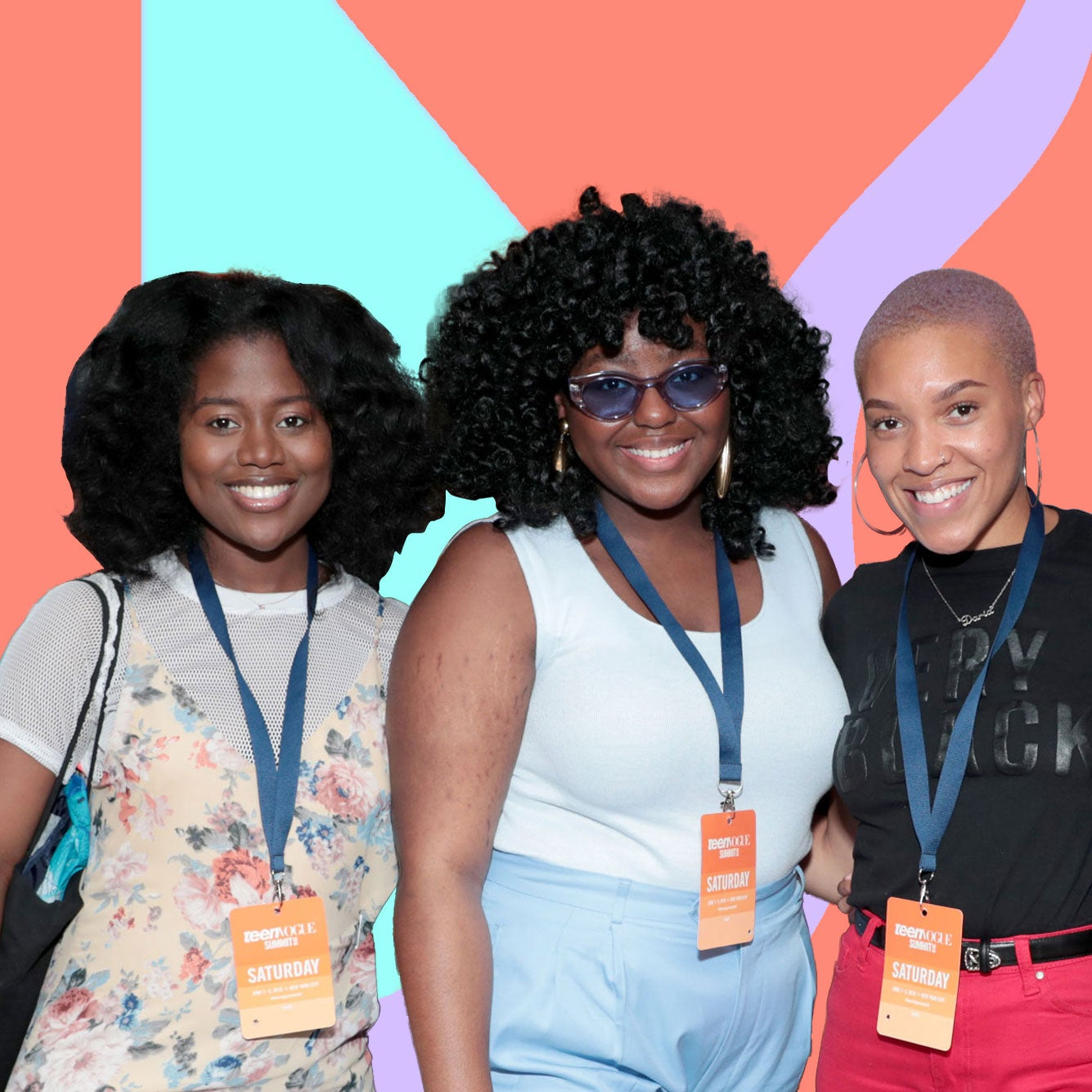 Teen Vogue Summit 2018: Young Black Women Are Here And Ready to Do The Work
