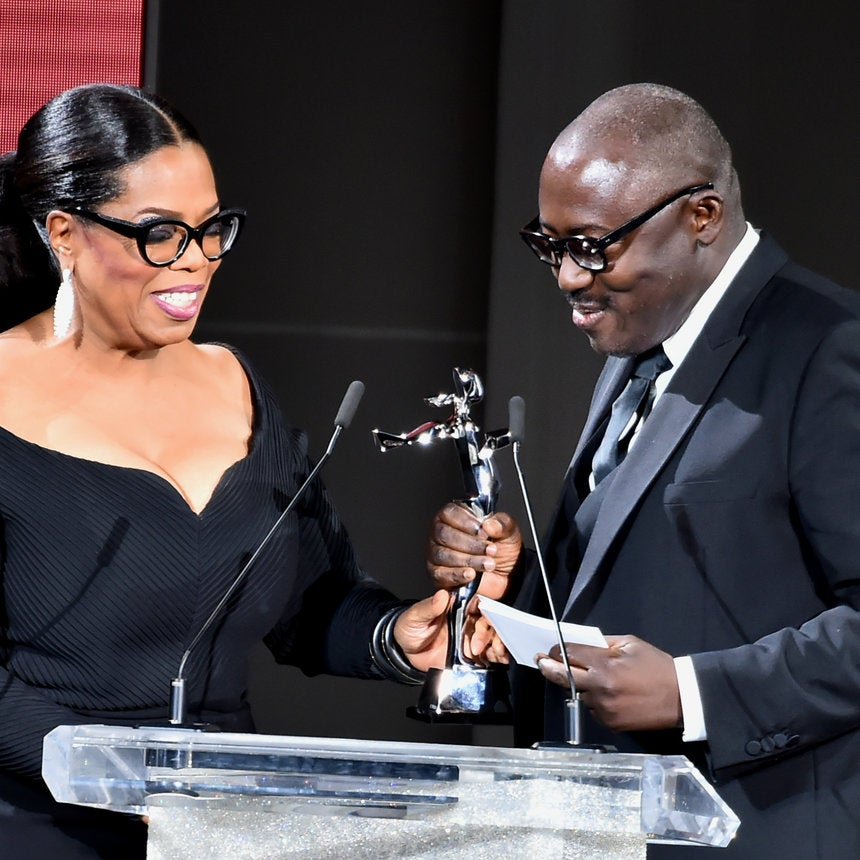 Black Excellence: Naomi Campbell, Edward Enninful Win Big At The 2018 CFDA Awards