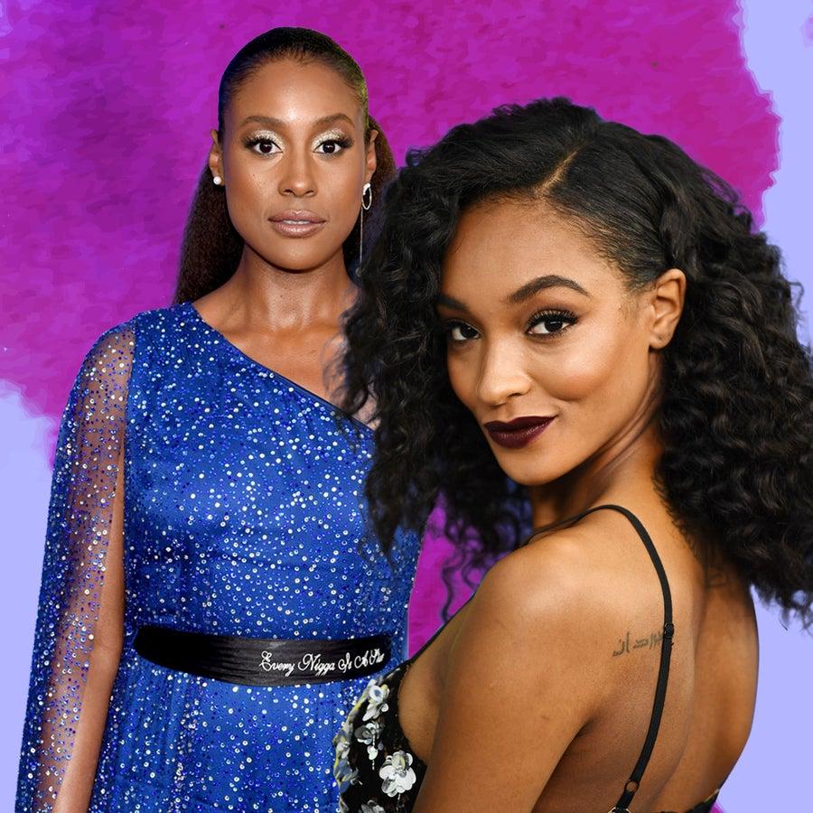 CFDA Awards Black Beauty