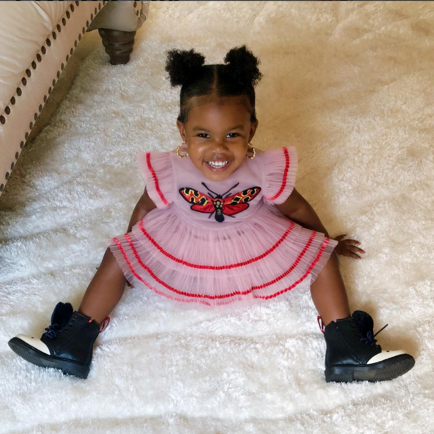 These Photos Of Teyana Taylor And Iman Shumpert's Daughter Junie Prove She's The Cutest Toddler Ever
