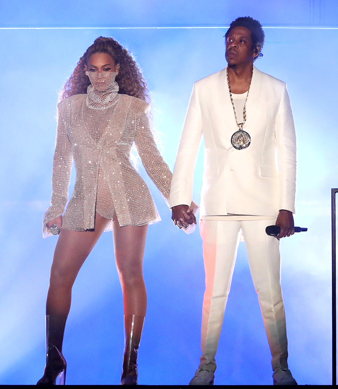 1ca81a3c2bb5 Beyoncé And Jay-Z Return OTR II Costumes - Essence