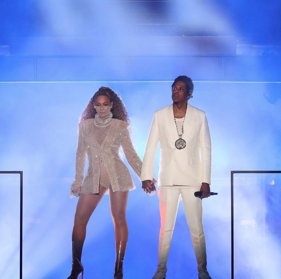 10 Years Of Beyoncé And Jay Z S Most Magical Marriage Moments