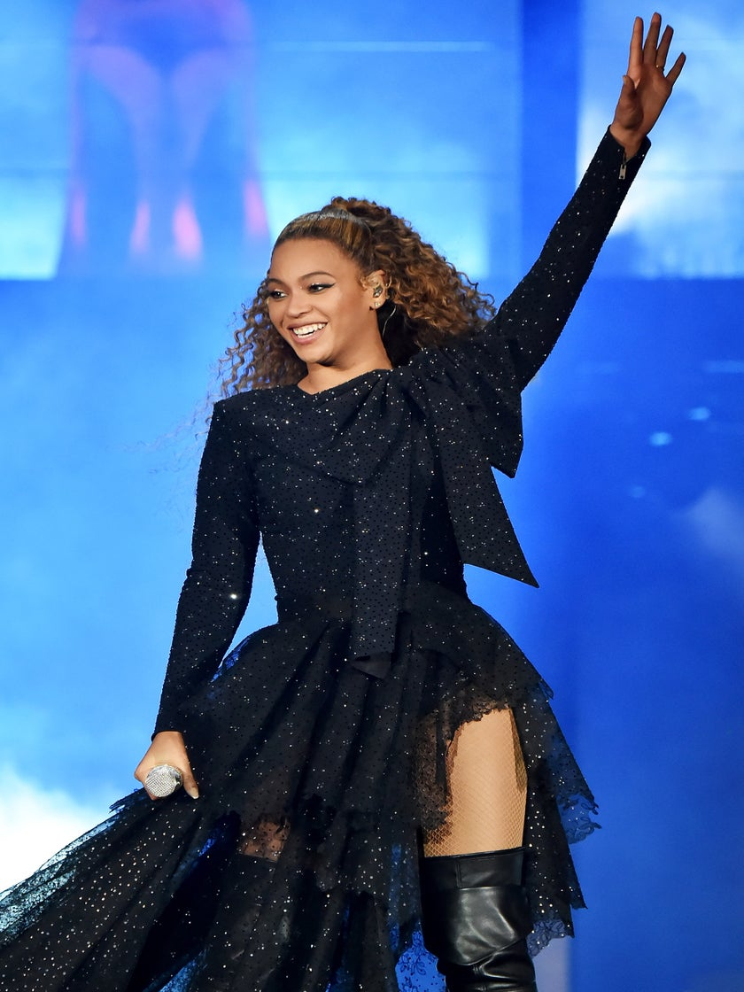 Beyoncé Is Sharing More Moments From Her Pregnancy With Twins Rumi And Sir