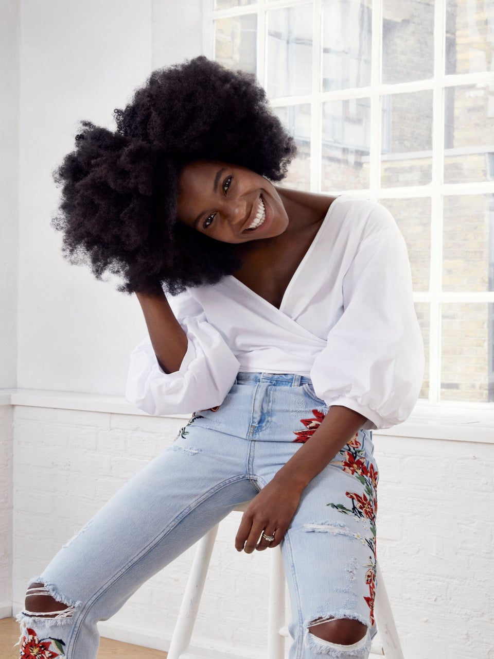 Blogger Freddie Harrel's Natural Extension Line Is Just What Black Women Need