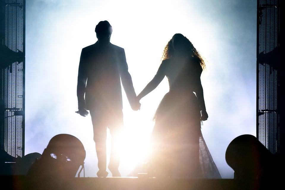 Beyoncé And Jay-Z Return OTR II Costumes