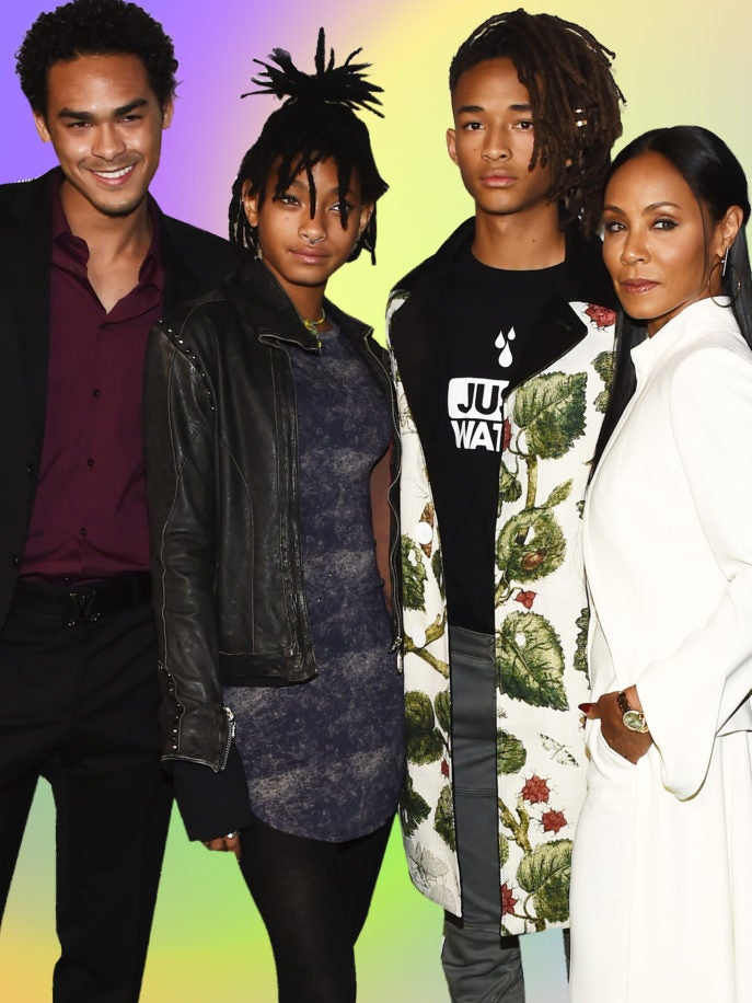 Jada Pinkett-Smith Admits She's Had Some 'Concerns' About Her Sons' Dating Choices