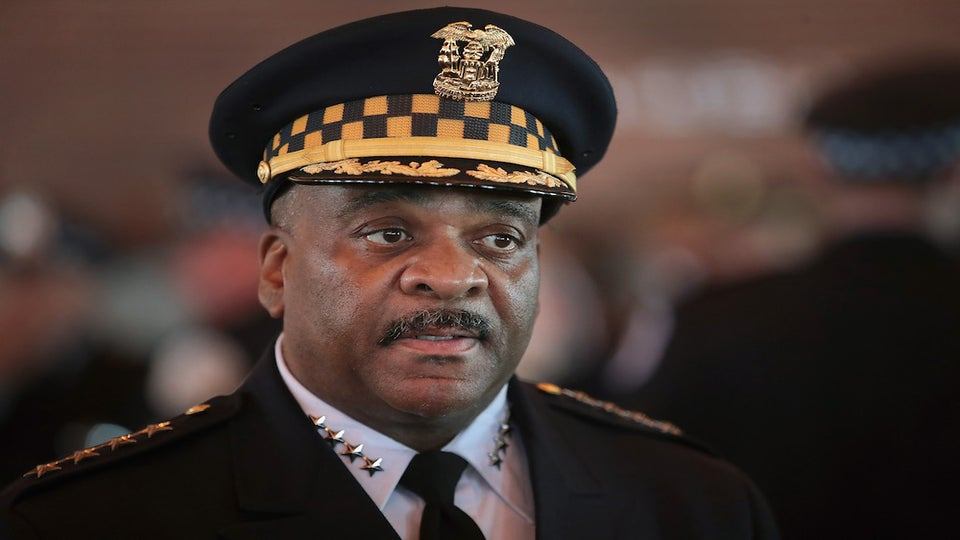 Chicago Police Chief Defends Cops Who Handcuffed 10-Year-Old Boy In Case Of Mistaken Identity